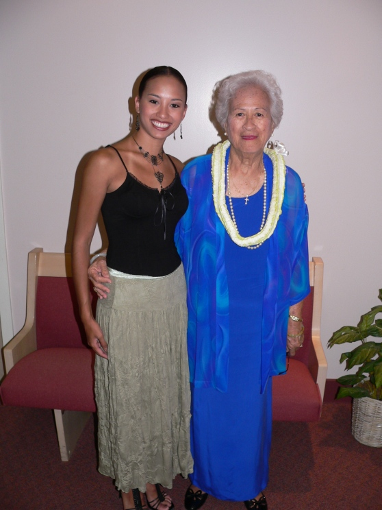 ...a loving mother of 12 who continues to serve as a great role model for future generations...