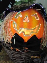 ...halloween glow...